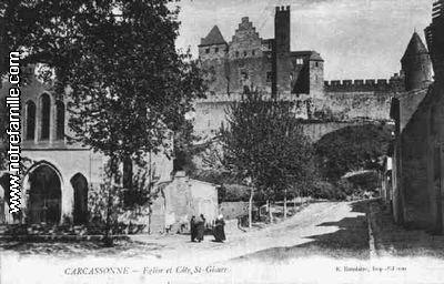 AUDE_-_Carcassonne_Eglise_et_cote_gimer