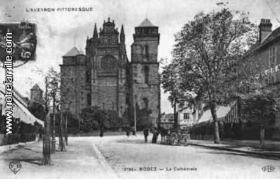 AVEYRON_-_Rodez_la_cathedrale